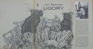 Jan Śpiewak • Ugory [Bożena Wahl]