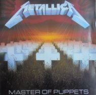 Metallica • Master of Puppets • CD