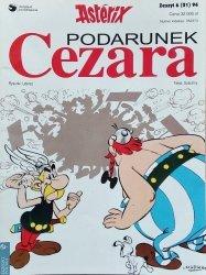 Gościnny, Uderzo • Asterix. Podarunek Cezara. Zeszyt 6/94