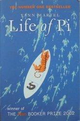 Yann Martel • Life of Pi