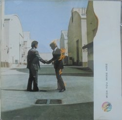Pink Floyd • Wish You Were Here • CD