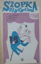 Antoni Marianowicz, Janusz Minkiewicz, Marian Załucki • Szopka satyryczna 1956