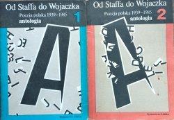 Od Staffa do Wojaczka • Poezja polska 1939-1985