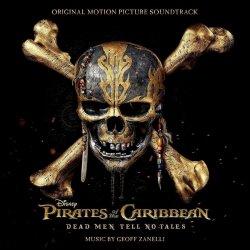 Geoff Zanelli • Pirates of the Caribbean: Dead Men Tell No Tales • CD