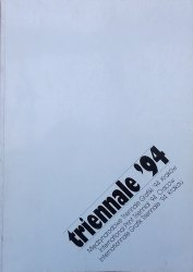 Międzynarodowe Triennale Grafiki 94 Kraków • Katalog wystawy