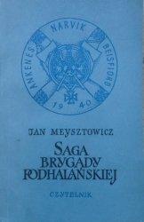 Jan Meysztowicz • Saga Brygady Podhalańskiej