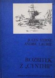 Juliusz Verne, Andre Laurie • Rozbitek z Cynthii