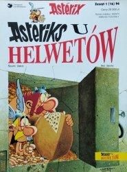 Gościnny, Uderzo • Asterix. Asteriks u Helwetów. Zeszyt 1/94