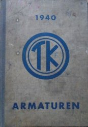 Armaturen Fabrik Lagiewniki 1940 • Fabryka Armatur Łagiewniki 1940 [katalog]
