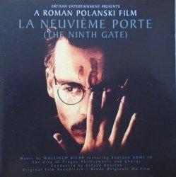 Wojciech Kilar • La Neuvieme Porte (The Ninth Gate) • CD