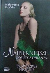Małgorzata Czyńska • Najpiękniejsze. Kobiety z obrazów
