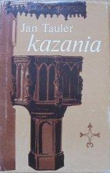 Jan Tauler • Kazania