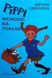 Astrid Lindgren • Pippi wchodzi na podkład