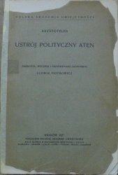 Arystoteles • Ustrój polityczny Aten