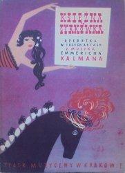 Księżna Cyrkówka (operetka w 3 aktach) Emmericha Kalmana