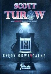 Scott Turow • Błędy odwracalne