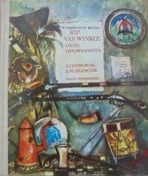 Washington Irving • Rip Van Winkle i inne opowiadania [Szancer]