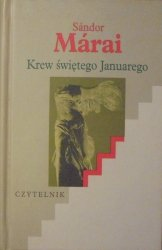 Sandor Marai • Krew świętego Januarego
