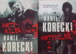 Danił Korecki • Antykiler [komplet]