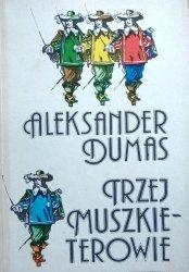 Aleksander Dumas • Trzej muszkieterowie