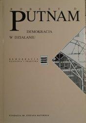 Robert D. Putnam • Demokracja w działaniu [Demokracja. Filozofia i praktyka]