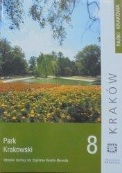 Agata Zachariasz • Park Krakowski [monografia]