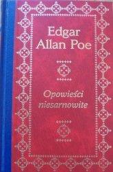 Edgar Allan Poe • Opowieści niesamowite [zdobiona oprawa]