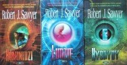 Robert J. Sawyer • Neandertalska paralaksa [komplet]