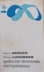 Peter Ludwig Berger, Thomas Luckmann • Społeczne tworzenie rzeczywistości
