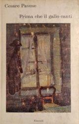 Cesare Pavese • Prima che il gado canti