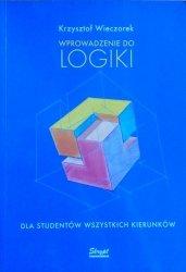 Krzysztof Wieczorek • Wprowadzenie do logiki
