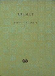 Nazim Hikmet • Wiersze i poematy [Biblioteka Poetów]