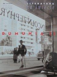 Literatura na świecie 5-6/2008 • Rumunia II