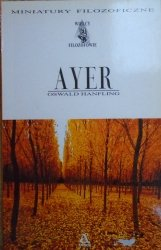 Oswald Hanfling • Ayer