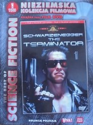 James Cameron • Terminator • DVD