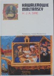 H.J.A. Sire • Kawalerowie maltańscy