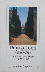 Donna Leon • Nobilta. Commissario Brunettis Siebter Fall