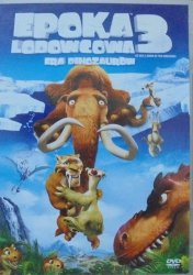 Carlos Saldanha • Epoka lodowcowa 3: Era dinozaurów • DVD