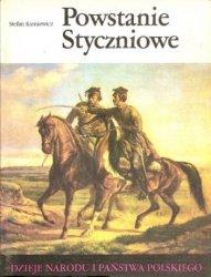 Stefan Kieniewicz • Powstanie styczniowe  [III-49]