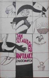 Jan Sztaudynger • Raptularz zakochanych