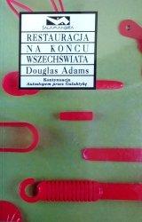 Douglas Adams • Restauracja na końcu wszechświata