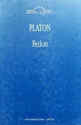 Platon • Fedon [Biblioteka Europejska]