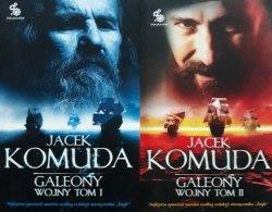 Jacek Komuda • Galeony Wojny. 2 tomy