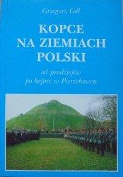 Grzegorz Gill • Kopce na ziemiach Polski od pradziejów po kopiec w Pierzchowcu