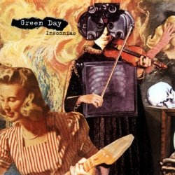 Green Day • Insomniac • CD