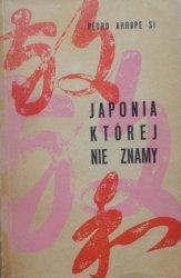 Pedro Arrupe SI • Japonia której nie znamy