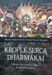 Shardza Tashi Gyaltsen, Lopon Tenzin Namdak • Krople Serca Dharmakai