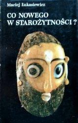Maciej Łukasiewicz • Co nowego w starożytności?