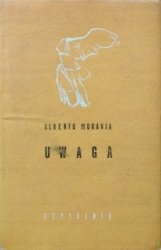 Alberto Moravia • Uwaga