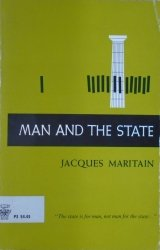 Jacques Maritain • Man and the State